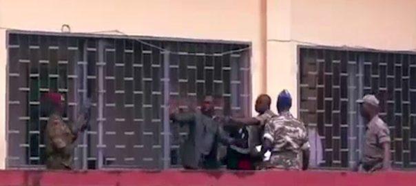 سینٹرل افریقن ریپبلک، 5 مسیحی ملیشیا رہنماؤں ، جنگی جرائم ، عمر قید ، بانگوئی ، 92 نیوز