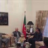 وزیر اعلیٰ محمود خان ، فواد چودھری ، صحافی ، تھپڑ ، شاباش
