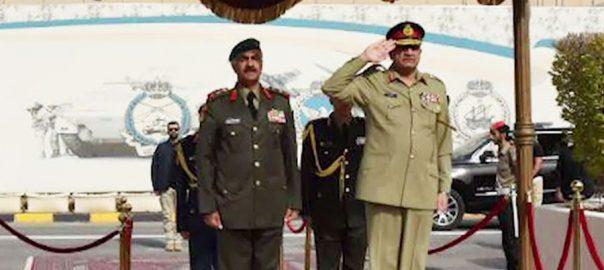 آرمی چیف ، کویت ، نائب وزیراعظم ، وزیر دفاع ، ملاقاتیں ، سکیورٹی تعاون ، تبادلہ خیال