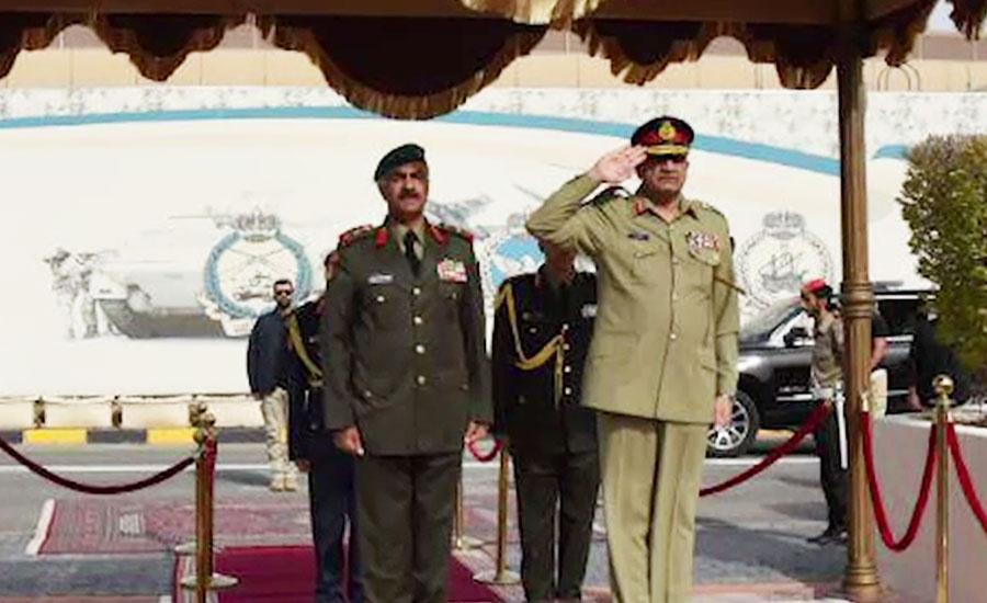آرمی چیف کی کویت کے نائب وزیراعظم ، وزیر دفاع سے ملاقاتیں ، سکیورٹی تعاون پر تبادلہ خیال