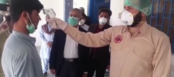 کرونا وائرس ، دونوں مریضوں ، حالت میں بہتری ، ڈاکٹر ظفر مرزا ، ٹوئٹ ، اسلام آباد ، 92 نیوز