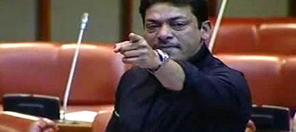 فیصل رضا عابدی  وفاق کی اپیل  اپیل مسترد  اسلام آباد  92 نیوز اسلام آباد ہائی کورٹ  عدلیہ مخالف بیانات 