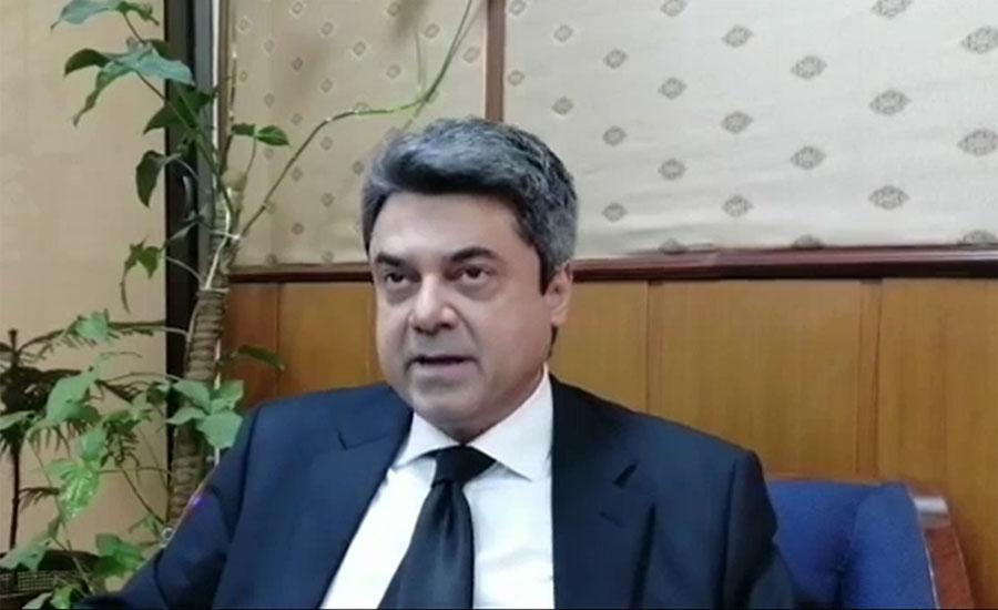 وفاقی وزیر قانون فروغ نسیم نے سابق اٹارنی جنرل انور منصور سے معافی مانگ لی