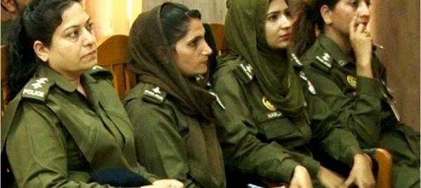 خواتین  مقدمات  خاتون  تفتیشی افسر  اسلام آباد  92 نیوز