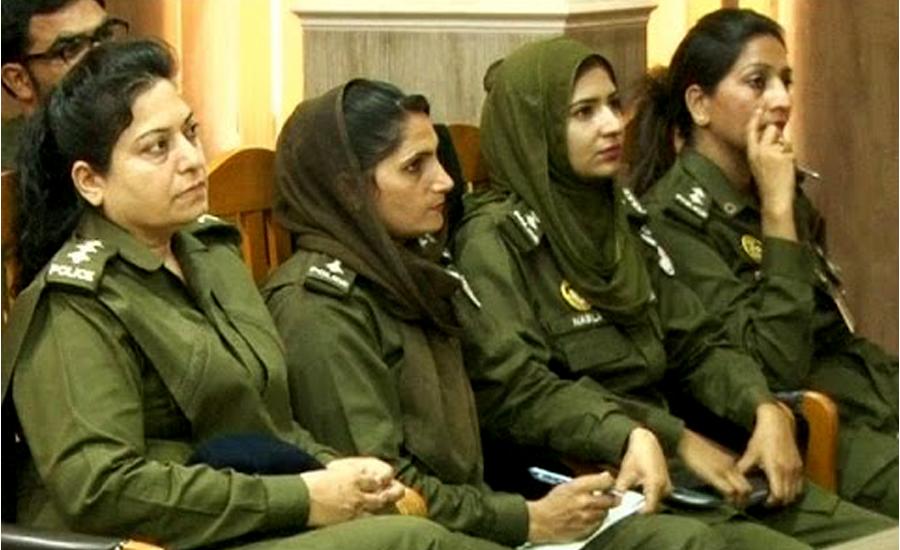 خواتین کے مقدمات میں خاتون کو ہی تفتیشی افسر مقرر کرنیکا حکم