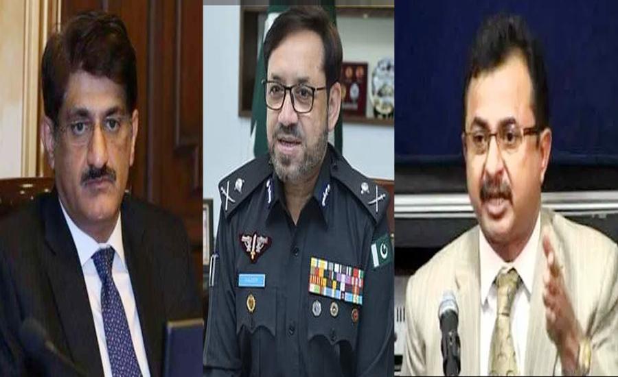 آئی جی سندھ کی تبدیلی کا معاملہ،حلیم عادل کا وزیر اعلیٰ سندھ کو خط