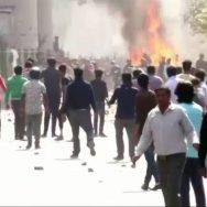 نئی دہلی ، پانچویں روز ، حالات ، کشیدہ ، ہلاکتیں