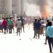 امریکی صدر ، ڈونلڈ ٹرمپ ، دورہ بھارت، شہریت قانون ، احتجاج ، شدت