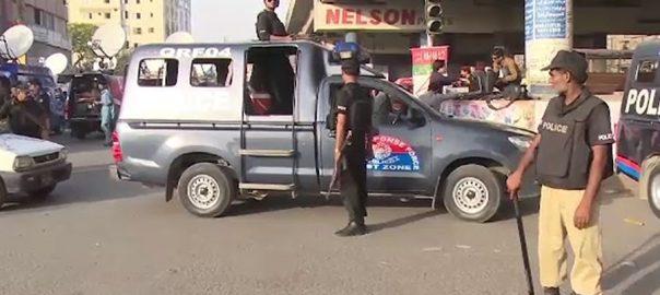 کراچی ، انٹرنیشنل کرائم انڈیکس ، 99 ویں نمبر ، آئی جی سندھ ، 92 نیوز
