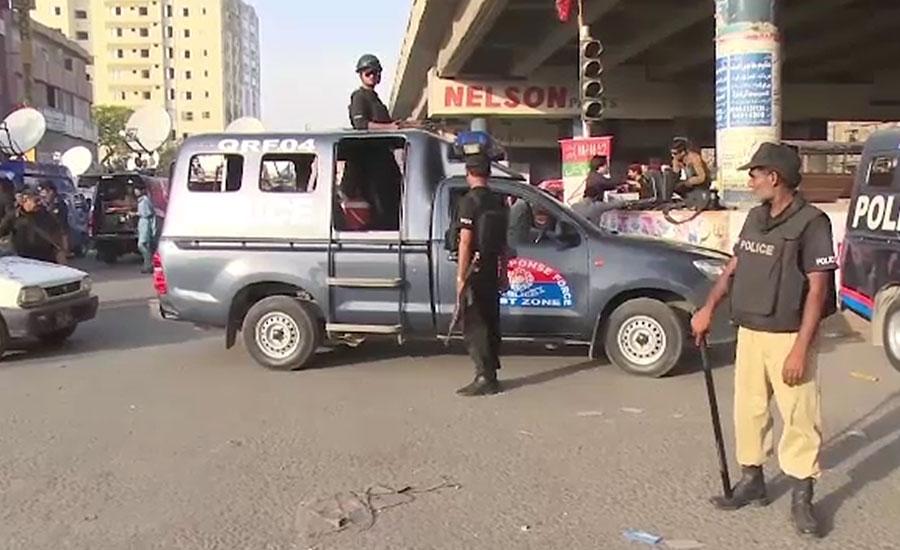 کرائم انڈیکس میں کراچی 100 درجے پر آگیا