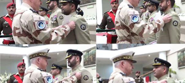 آرمی ایوی ایشن ، بہادر ہوابازوں ، فرانس ، خصوصی تمغے