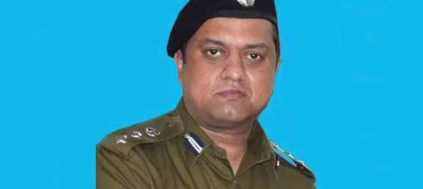 پنجاب پولیس ، ایس ایس پی ، مفخر عدیل ، لاہور ، جوہر ٹاؤن ، لاپتہ