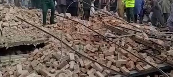 مظفر گڑھ تین منزلہ عمارت 8افراد جاں بحق 92 نیوز