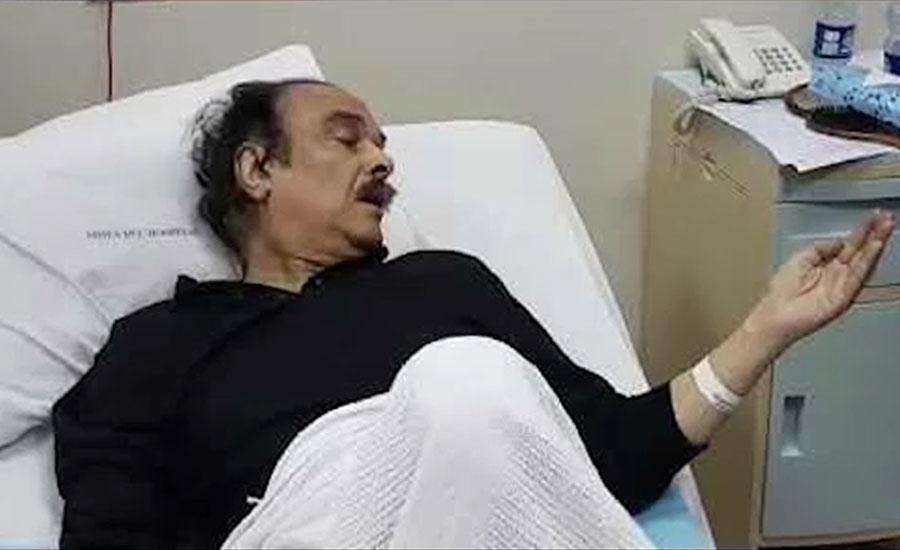 نعیم الحق کی نمازجنازہ آج کراچی میں ادا کی جائے گی