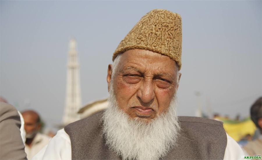 سابق سٹی ناظم نعمت اللہ خان انتقال کر گئے