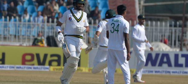 راولپنڈی ٹیسٹ ، دوسرے روز ، پاکستانی ٹیم ، پہلی اننگز ، آغاز کرے گی ، 92 نیوز