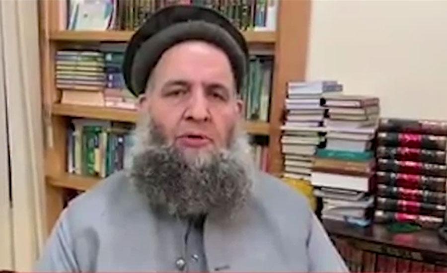 وزارت مذہبی امور کے حج فارم میں ختم نبوت کا حلف نامہ موجود ہے ، پیر نور الحق قادری