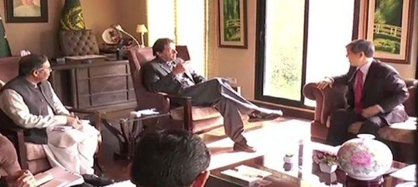 وزیراعظم ، عمران خان ، جائیکا ، صدر ، ملاقات، تعاون ، پاکستان ، منصوبوں ، بریفنگ