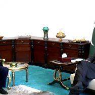 pm imran khan وزیر اعظم  برطانوی ارکان پارلیمنٹ  سرمایہ کاری اسلام آباد  92 نیوز مشیر تجارت عبدالرزاق داؤد چیئرمین سرماریہ کاری بورڈ