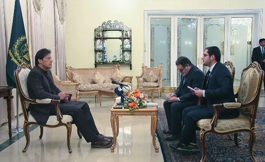 پاکستان کی سفارتی کوششوں سے مشرق وسطیٰ میں کشیدگی کم ہوئی، وزیراعظم