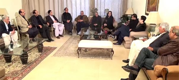چودھری شجاعت حسین پاکستان مسلم لیگ ق لاہور  92 نیوز چودھری شجاعت 