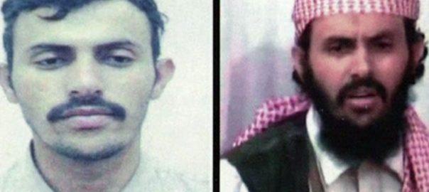 ڈونلڈ ٹرمپ ، جزیرہ نما عرب ، القاعدہ ، سربراہ ، ہلاکت ، تصدیق