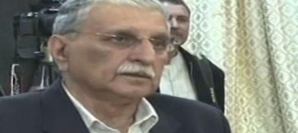 عمران خان ، اوپر ، تقسیم در تقسیم ، ختم ، قومی اتفاق رائے ، راجہ فاروق حیدر