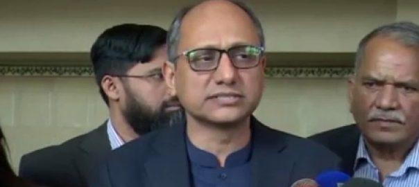 گورنر سندھ چپڑاسی سعید غنی کراچی  92 نیوز
