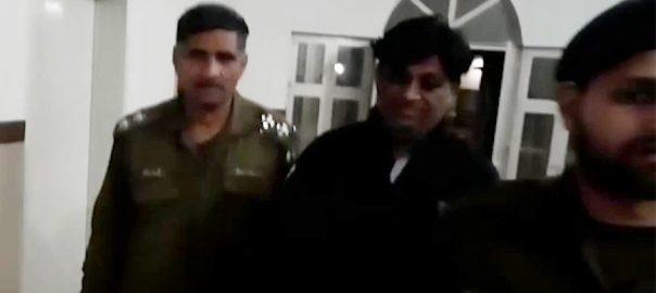 sialkot ساتھیوں کیخلاف گواہی ملزم گرفتار سیالکوٹ  92 نیوز
