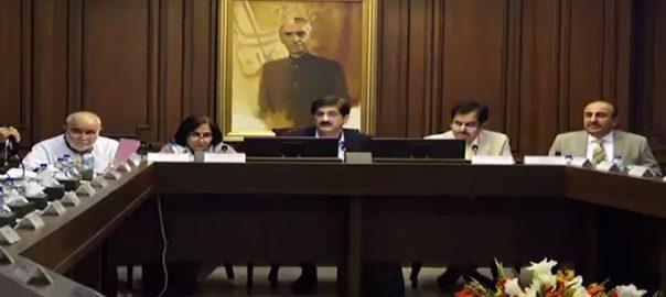 سندھ کابینہ ، رواں سال ، گندم ، خریداری ، طریقہ طے ، کراچی ، 92 نیوز