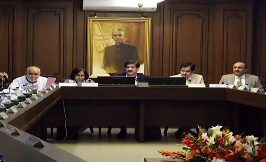 سندھ کابینہ نے رواں سال کیلئے گندم خریداری کا طریقہ طے کرلیا