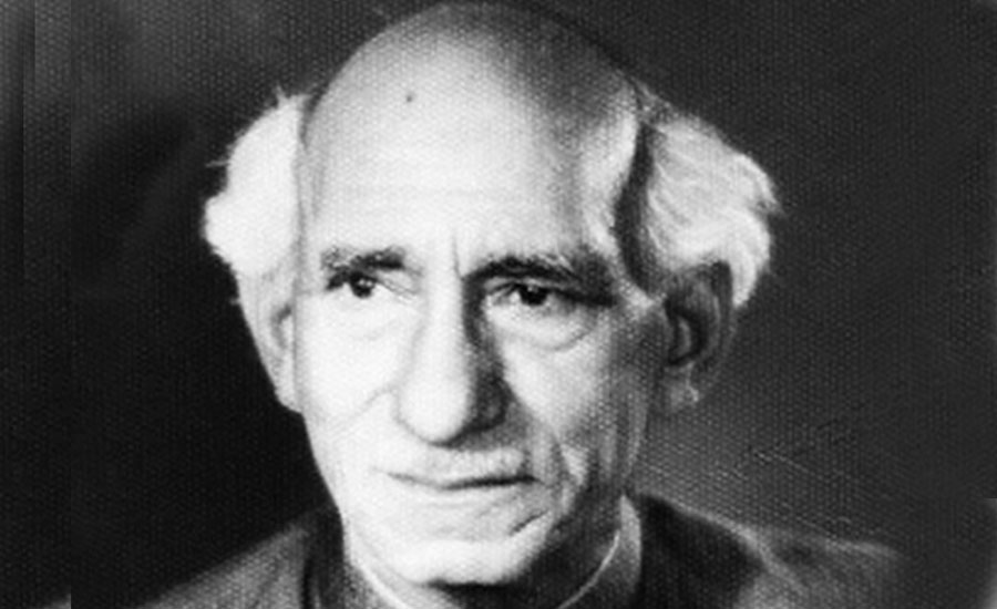 مشہور شاعر اور نغمہ نگار صوفی غلام مصطفیٰ تبسم کے انتقال کو بیالیس برس بیت گئے