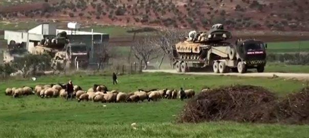 syria ترکی  روس  شام  انقرہ  92 نیوز ادلب  ترک صدر 