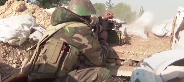 ترکی  حمایت یافتہ  51 شامی فوجی ہلاک  ادلب  92 نیوز