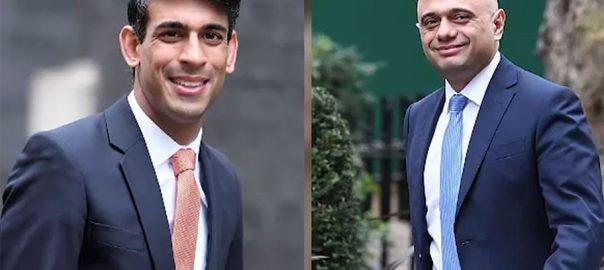 برطانوی کابینہ ، حیران کن ، تبدیلیاں ، ساجد جاوید ، استعفیٰ