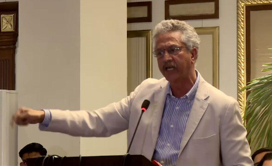 کراچی کے مسائل کے حل کیلئے کسی نے مدد نہیں کی، وسیم اختر