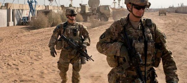 Baghdad-iraq-92news عراق  امریکی بیس  راکٹ حملہ  بغداد  92 نیوز