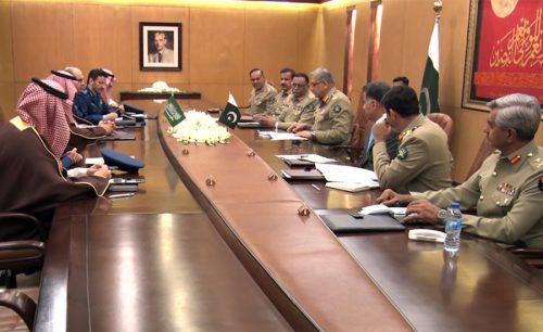 شہزادہ خالد بن سلمان بن عبدالعزیز ، جی ایچ کیو ، دورہ ، بری فوج ، چاق و چوبند دستے ، سلامی