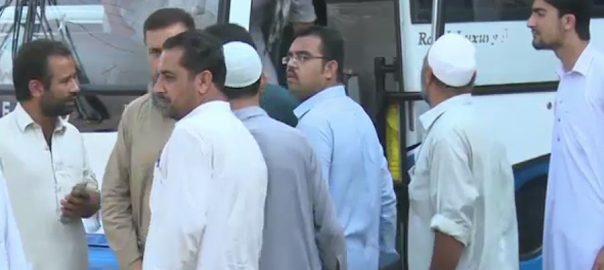 خیبرپختونخوا، بین الاضلاعی پبلک ٹرانسپورٹ سات روز کیلئے بند، بلوچستان میں جزوی لاک ڈاؤن