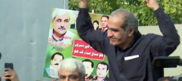 Khawaja خواجہ برادران  کیمپ جیل  لاہور  92 نیوز  جسٹس مقبول باقر