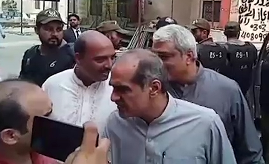 لاہور کی احتساب عدالت کا خواجہ سعد رفیق کو سروسز اسپتال منتقل کرنے کا حکم