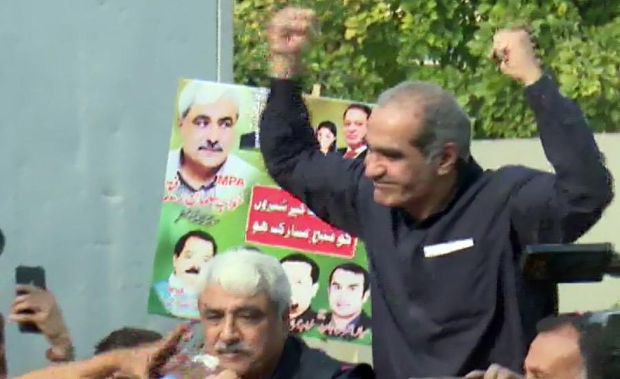 خواجہ برادران کیمپ جیل سے ضمانت پر رہا