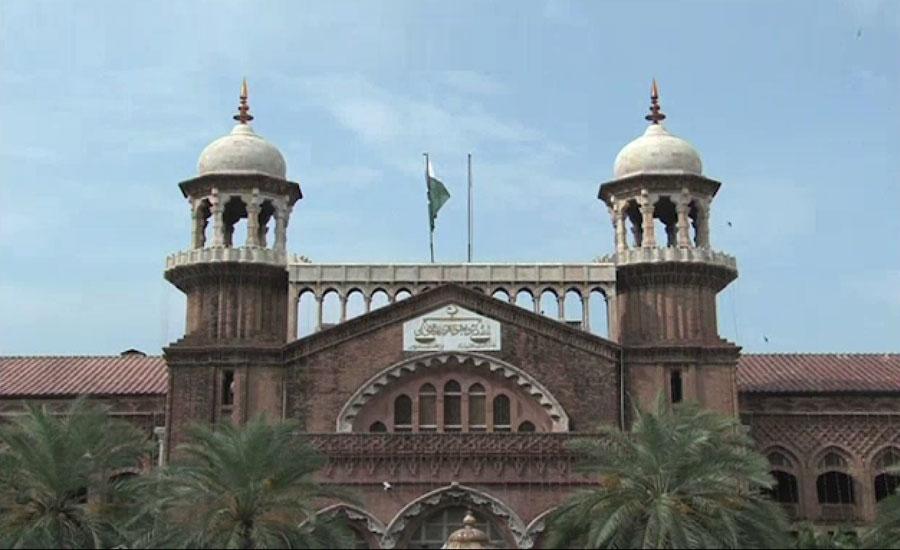 چیف جسٹس لاہور ہائی کورٹ نے کورونا سے بچاؤ سے متعلق کمیٹی تشکیل دیدی