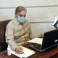 شہباز شریف ، طبی سامان ، فراہمی ، چینی صدر ، وزیراعظم ، اظہار تشکر ، لاہور ، 92 نیوز