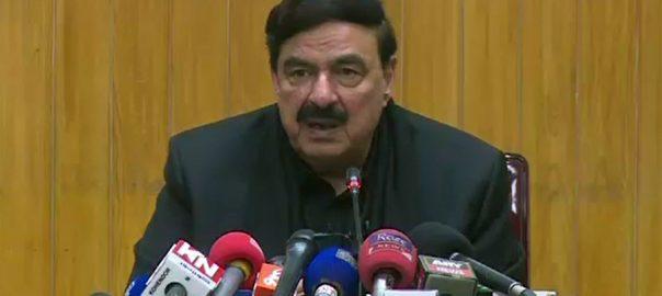 پاکستان ، کورونا ، مسئلہ ، وزیر ریلوے ، شیخ رشید