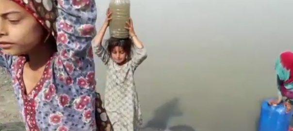 Thul جیکب آباد تحصیل ٹھل پینےکا پانی نایاب جیکب آباد  92نیوز