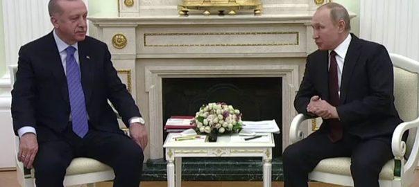 امریکا ، اِدلِب ، جنگ بندی ، روس ترک معاہدے ، مخالفت ، واشنگٹن ، 92 نیوز
