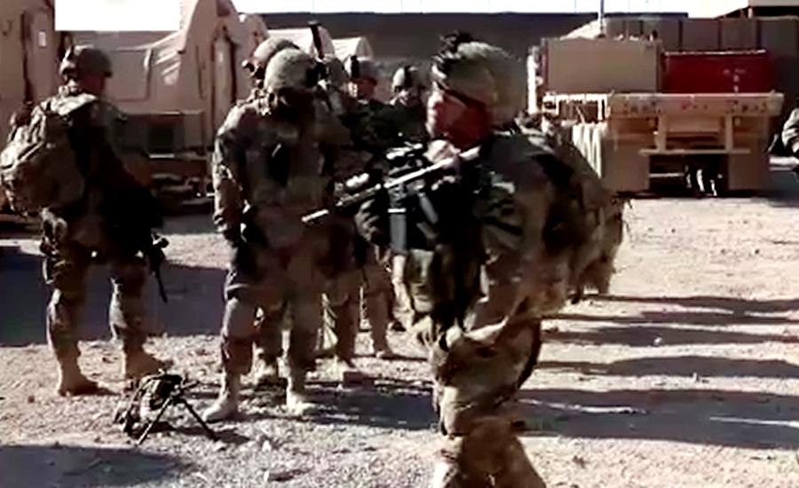 افغان طالبان کا افغان فورسز کے خلاف کارروائیاں شروع کرنے کا اعلان