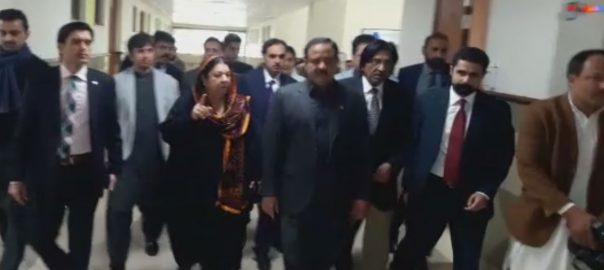 وزیراعلیٰ پنجاب ، عثمان بزدار ، راولپنڈی انسٹی ٹیوٹ آف یورالوجی ، دورہ ، کورونا مینجمنٹ سینٹر