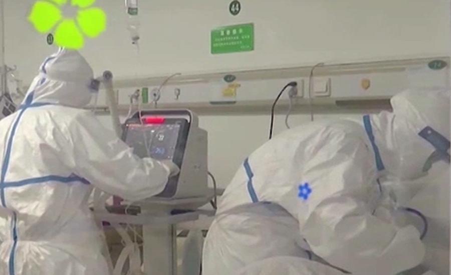 فرانس میں کرونا وائرس سے مزید 15 افراد ہلاک